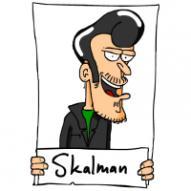 skalman